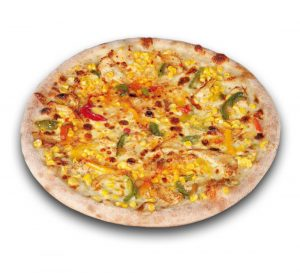 Pizza Sweet chilli chicken